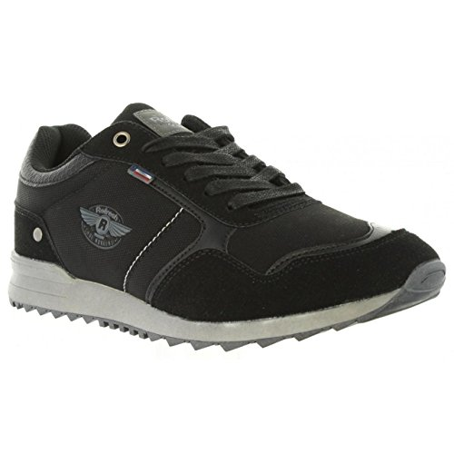 Refresh pour C Homme Negro Chaussures 63967 TF5rTw