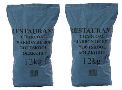 12Kg Restaurant Charcoal x 2 Bags Shaina's Shop