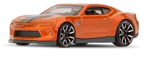 Hot Wheels Chevy Camaro Diecast Car