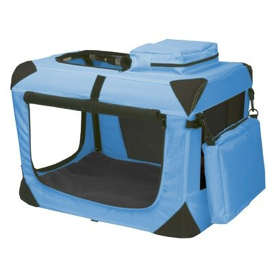Pet Gear Portable Soft Crate-21 inches- Review