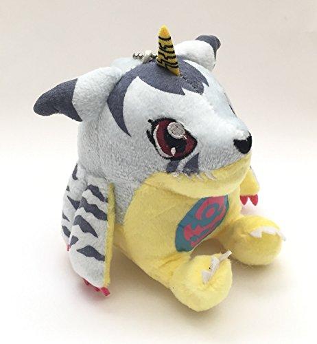 Digimon Adventure Gabumon Small Plush 4'' - Gabumon Plush Doll