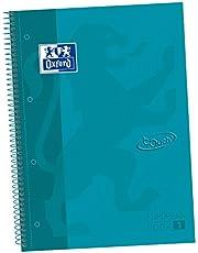 Oxford notitieboek, microgeperforeerd, touch 80 vellen