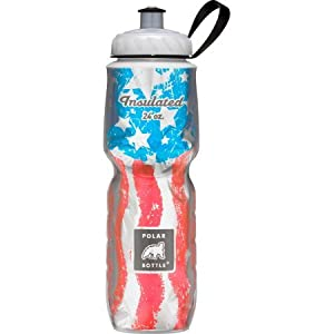 Polar Bottle 24Oz Usa Star Spangled