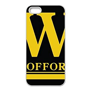 NCAA Wofford Terriers White For Iphone 5/5S Phone Case Cover
