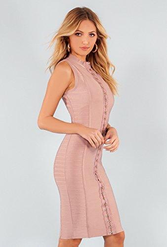 Kelly 11 Rosa Pink Partykleid Damen barbarella 1qw4HH