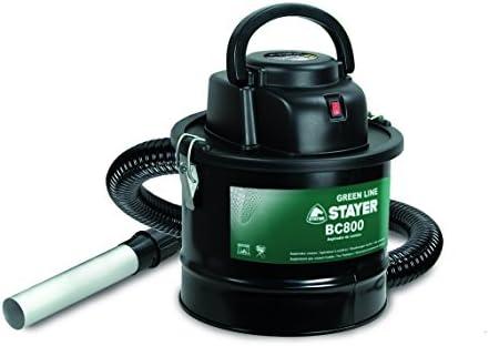 STAYER 1.1067 - Aspirador de cenizas 800W 10 litros 3,6 Kg BC 800: Amazon.es: Bricolaje y herramientas