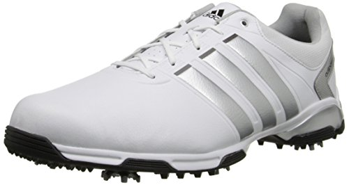 adidas Men's Adipower TR WD-M, Running White/Metallic Silver/Core Black, 11.5 M US