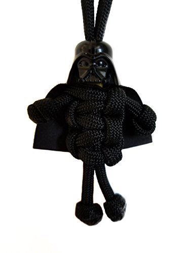 MotoBuddy KeyChain Darth Vader for Motorcycles, Cars, and Scooters - Pocket Wars Your Star