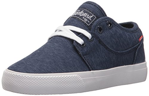 Globe Shoes Kids - Globe Boys' Mahalo Skate Shoe, Moonlight Blue, 5 M US Big Kid
