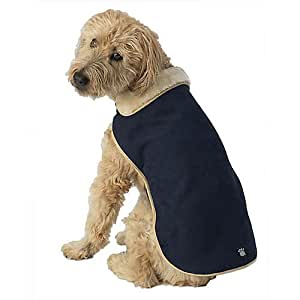 Amazon.com : Petrageous Alpine Winter Dog Coat Large Brown