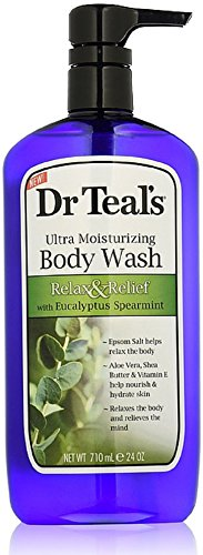 Dr Teal's Ultra Moisturizing Body Wash, Relax & Relief wi...