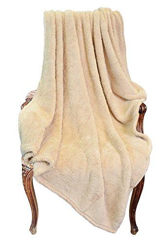 Napa Luxury Shu Velveteen Throw Blanket Super Soft