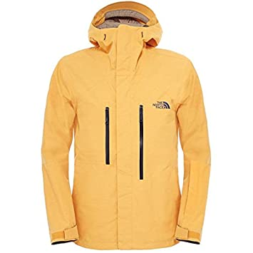 The North Face Veste Ski Homme Nfz Jacket M Jaune