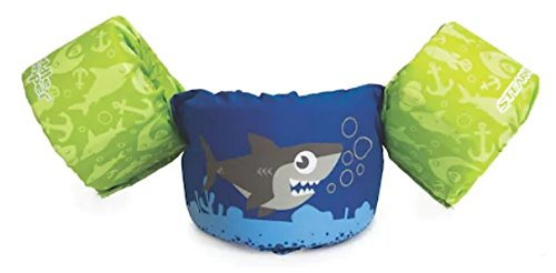 Puddle Jumpers Stearns Shark Kids Life Jacket