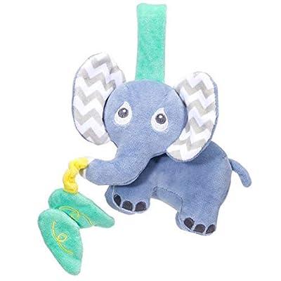 Babee Talk Eco-Buds Take-Along Pals - Elephant : Baby
