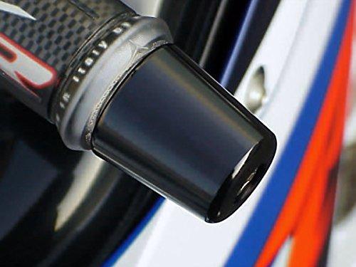i5 Black Billet Bar Ends for Suzuki Katana GSXR600 GSXR750 GSXR1000 GSXR 600 750 1000