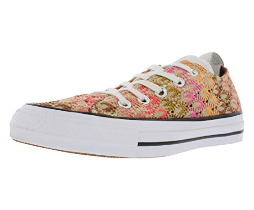 Converse Womens Chuck Taylor Missoni Ox Casual Sneakers