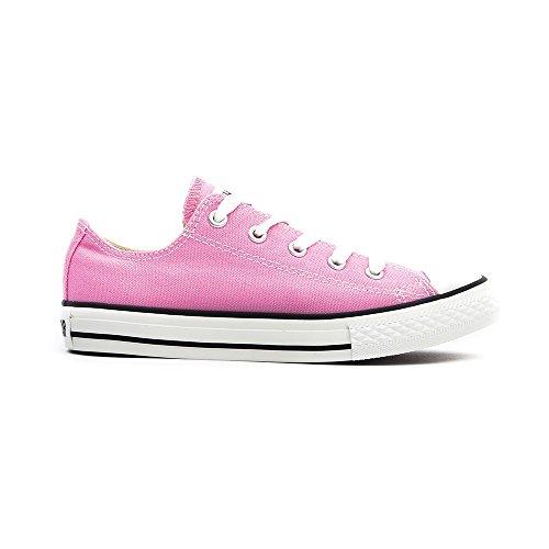 Converse Chuck Taylor All Star Ox - Zapatillas de Deporte de canvas Unisex Pink