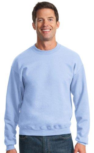 JERZEES - Crewneck Sweatshirt. 562M - XX-Large - Light Blue