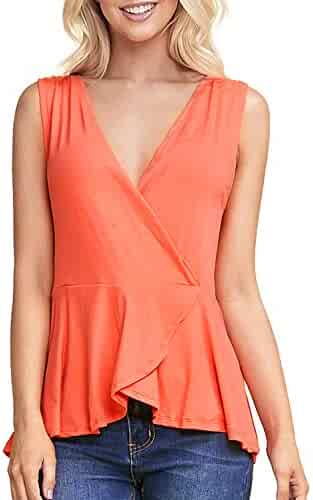 6afb198331e Shopping Oranges - 2 Stars & Up - Tanks & Camis - Tops, Tees ...