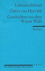 Lektüreschlüssel zu Ödön von Horváth: Geschichten aus dem Wiener Wald