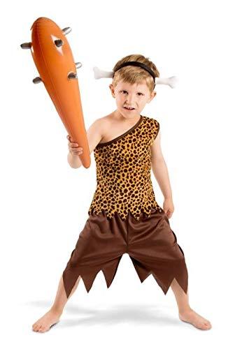 Folat - Caveman Disfraz Boys: Amazon.es: Juguetes y juegos