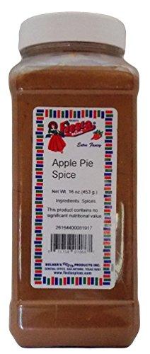 Bolner's Fiesta Extra Fancy Apple Pie Spice, 16 - Apple Pie Spice Mix
