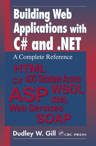 Building Web Applications with C# and .NET: A Complete Reference Pdf