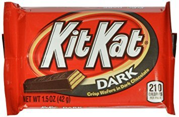 Kit Kat Dark, 1.5-Ounce (Pack of 24) Kit Kat Candy Bars