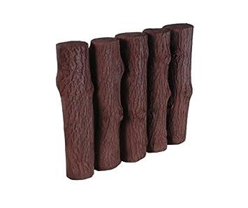 Acacia Palisade   Holz Beton Effekt Dekorativen Pflasterplatte Für Garten  Und Terrasse