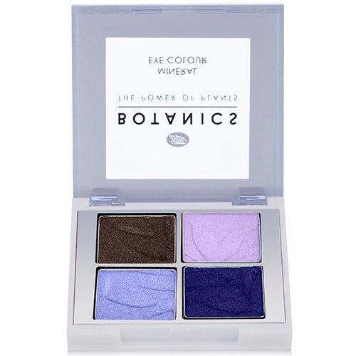 (BOOTS Botanics Eye Shadow Quad Orchid Purple)