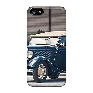 New Tpu Hard Case Premium Iphone 5/5s Skin Case Cover(1934 Ford Phaeton)