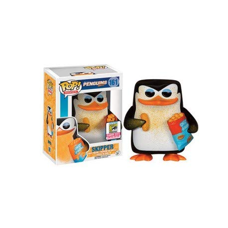 (Funko Pop! Movies #161 Penguins Cheesy Skipper (2015 Summer Convention Exclusive) by FunKo)
