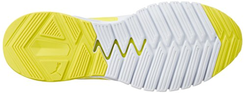 Yellow Ignite Running Dual Safety Adulte Puma Asphalt Mixte wvPYnafxaq