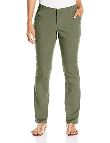Womens Petite Midrise Essential Chino product image