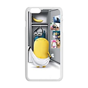 Lovely Minions Cell Phone Case for Iphone 6 Plus