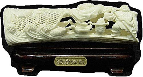 China Fine Craft 6 Bone Fisherman 0312d