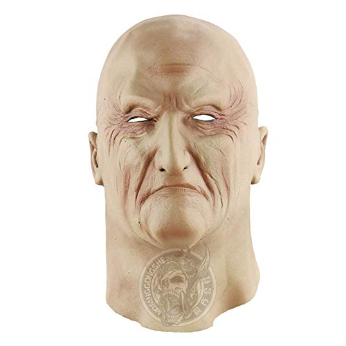 Big Boss Clown Mask - Halloween Ghost Festival Scary Horror Gangland
