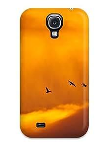 Cute Appearance Cover/tpu MOFNHjb1714JAyye Bird Case For Galaxy S4
