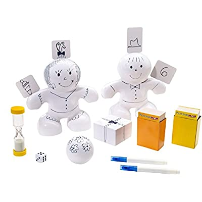 Pictionary Man: Double Draw Game: Toys & Games