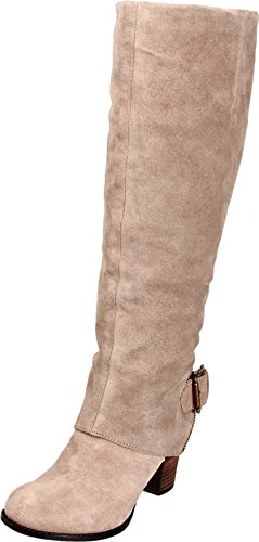 Nine West Dayne Faux Leather Shoulder Bag Purse (Fiery Red/Silver) ()