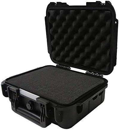 屋外保護ボックスポータブルツールボックス精密機器ボックス裏地付きボックストラベルケース