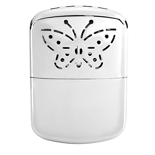 SunshineFace Hand Warmer, Zinklegering Draagbare Zak Vloeibare Brandstofbrander Handwarmer Indoor Outdoor Kleine…