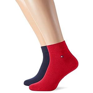 Tommy Hilfiger Men's Th Quarter Socks pack of 2,