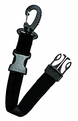 Gear Keeper AC0-0303 Side Release with Snap Clip
