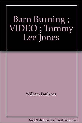Barn Burning Video Tommy Lee Jones William Faulkner Amazon Com