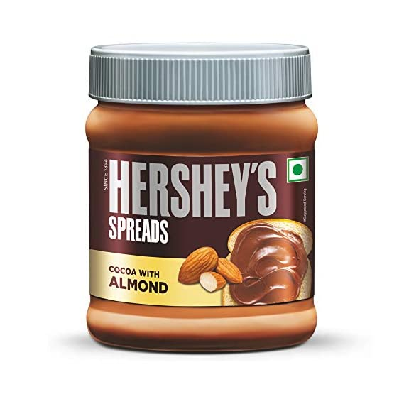 Hershey's Spreads, Cocoa with Almond, 350g
