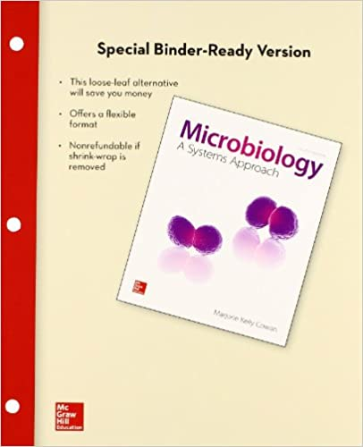 Loose leaf version for microbiology a systems approach marjorie loose leaf version for microbiology a systems approach 4th edition fandeluxe Choice Image