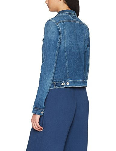Donna Jeans 911 Tommy Blu Giacca Blue Mid protect qEwnda6S0x