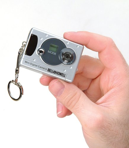 Vivitar Mini Digital Camera with Micro Light Keychain Set - colors may vary by Sarah Peyton